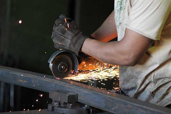 smeriglio per ferro e muratura professionale