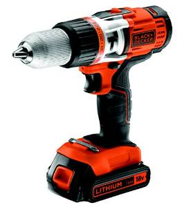 BLACK+DECKER EGBHP188BK-QW