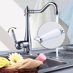 auralum rubinetto della cucina 360