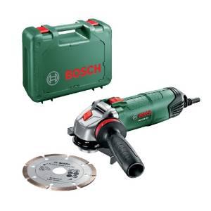 Bosch PWS 750-115 SET Smerigliatrice Angolare miglior smerigliatrice bosch