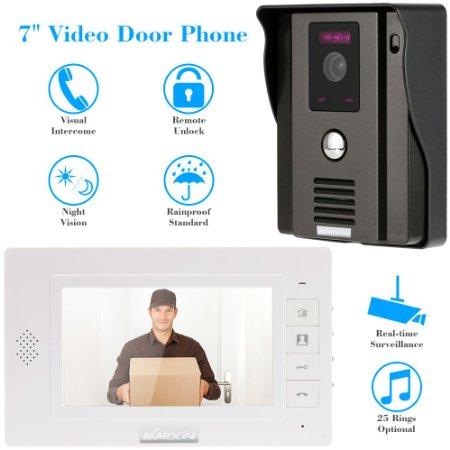 KKMOON 7 pollici Videocitofono