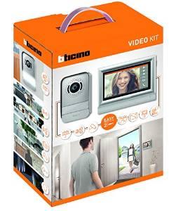 Videocitofono Urmet bifamiliare modello Bticino 317013 Kit
