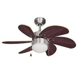 minisun ventilatore a soffitto