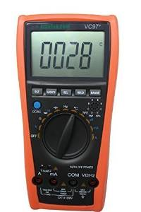 Aidetek VC97+ digital auto range multimeter Tester