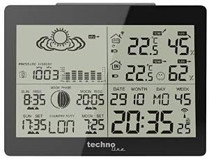 TechnoLine WS 6760 Stazione Meteo