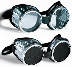 occhiali per saldature