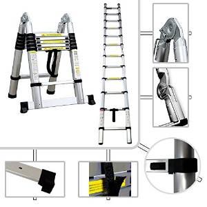 Scala Telescopica In Alluminio Prezzi Modelli E Opinioni Delle