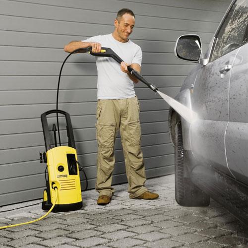 Idropulitrice karcher i migliori modelli con foto e - Come pulire i muri esterni di casa ...