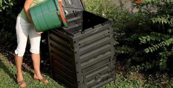 I migliori modelli di compostiera da giardino e da balcone - Il ...