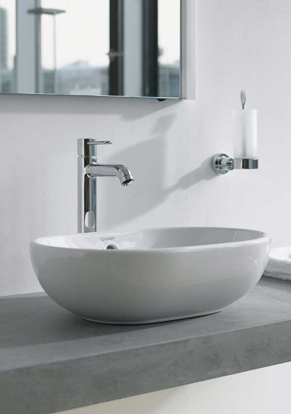 Rubinetto lavabo i migliori rubinetti per il vostro bagno - Lavello bagno appoggio ...