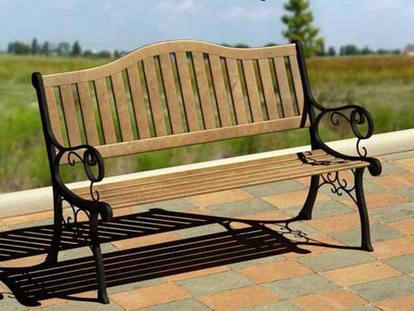 Panchine da giardino prezzi e recensioni dettagliate il for Panchina a dondolo