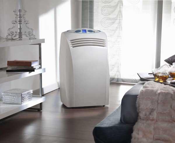 Condizionatori senza unita esterna consigli e recensioni - Climatizzatori portatili senza tubo ...