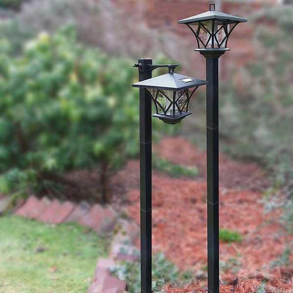Lampioni da giardino dimensioni modelli e prezzi il - Lampioni giardino ...