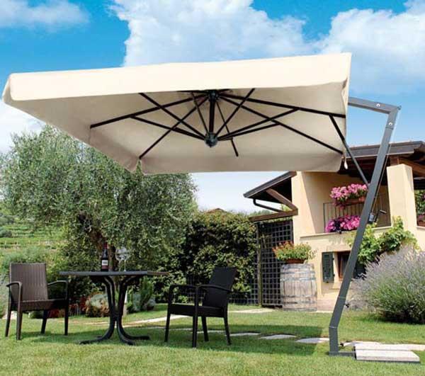 Emejing Ombrelloni Da Terrazzo Prezzi Ideas - Idee Arredamento Casa ...