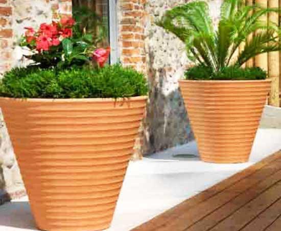 Vasi da giardino dimensioni materiali e prezzi il for Vasi in terracotta prezzi