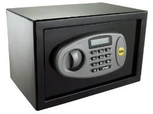 Yale Locks YMS, caja fuerte con combinación digital