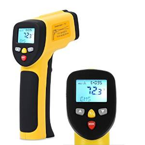 termómetro láser dr.meter ir 40
