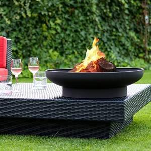 Fire Bowl Garden Plaza mejor brasero de jardín