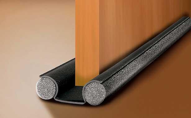 Come eliminare gli spifferi da porte e finestre ...
